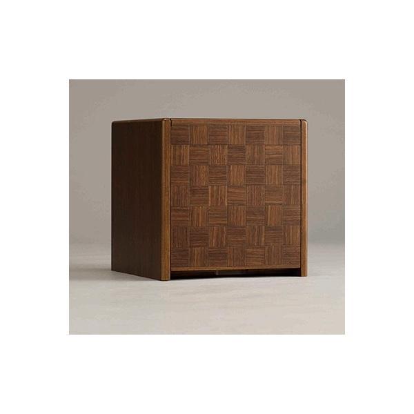 コンパクト仏壇 キューボ コンパクトタイプ 幅34.2cm 高さ34.5cm 天然木  市松模様 LED 現代仏壇 モダン仏壇 手元供養 送料無料 日本製 ALTAR セール|altar|02