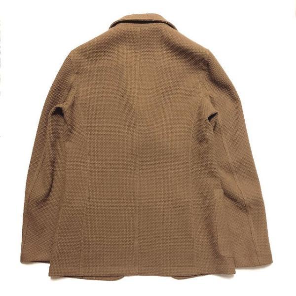 ALTEA アルテア COPPER コッパー ワッフルジャージー 2Bジャケット altasotto 07