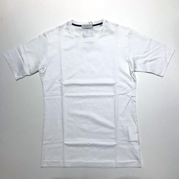 TOMORROWLAND トゥモローランド メンズ SUVIN COTTON クルーネックTシャツ|altasotto|11