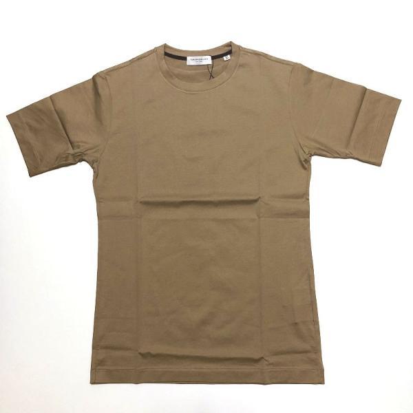 TOMORROWLAND トゥモローランド メンズ SUVIN COTTON クルーネックTシャツ|altasotto|12
