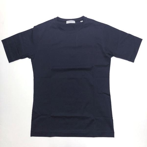 TOMORROWLAND トゥモローランド メンズ SUVIN COTTON クルーネックTシャツ|altasotto|13