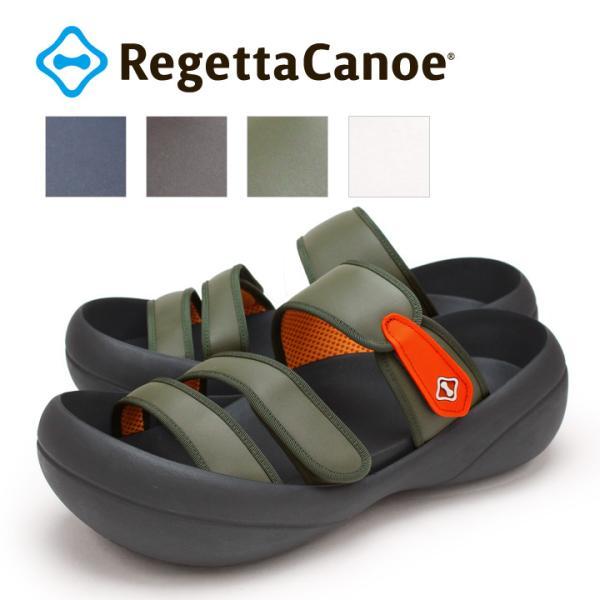 リゲッタカヌー RegettaCanoe  CJBF-5004 ビッグフット パイピングベルトサンダル/メンズ|altolibro