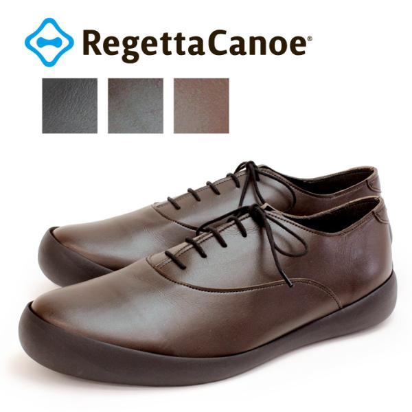 リゲッタカヌー  RegettaCanoe   CJFC-7113 フラットソール メンズビジネスシューズ プレーンタイプ|altolibro
