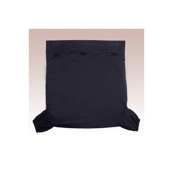 Micopuella ダークバッグ チェンジバッグ ファスナー 付き 59cm×60cm 携帯簡易 暗室 セーフティバッグ