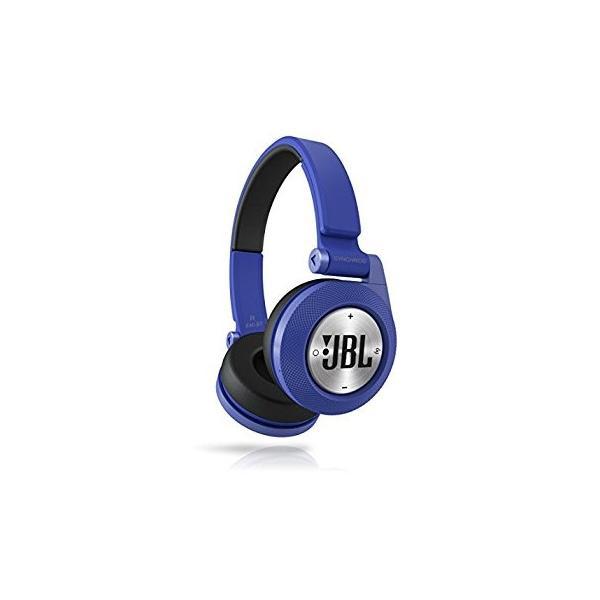 JBL Synchros 密閉型オンイヤーワイヤレスヘッドホン Bluetooth対応 E40BT ブルーの画像