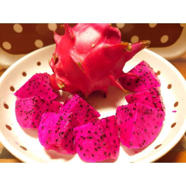 徳之島産 ドラゴンフルーツ (赤) 1キロ