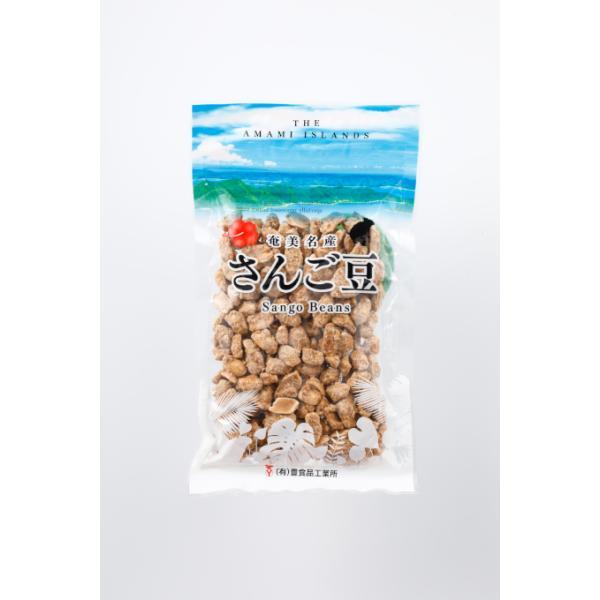 ピーナッツさんご豆 黒糖ピーナッツ 豊食品 180g 落花生 奄美大島 お菓子 お土産