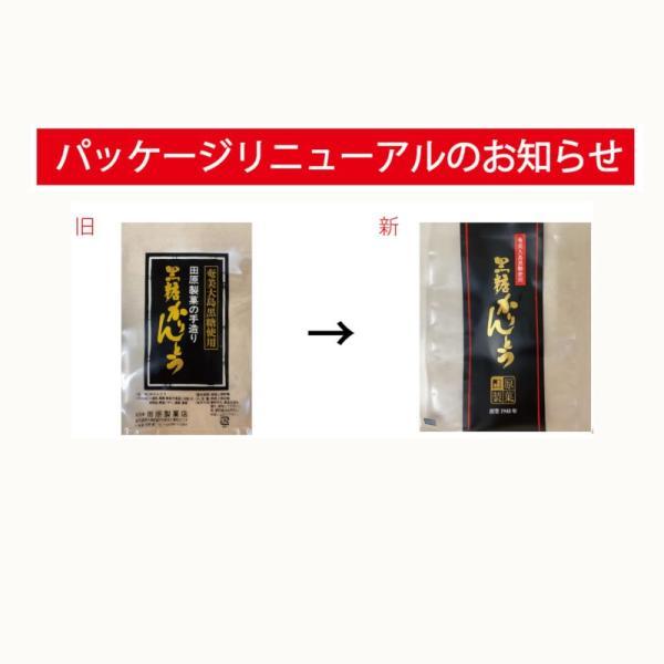 黒糖かりんとう 85g 小 ×10袋 田原製菓 黒砂糖 奄美大島 お菓子 お土産