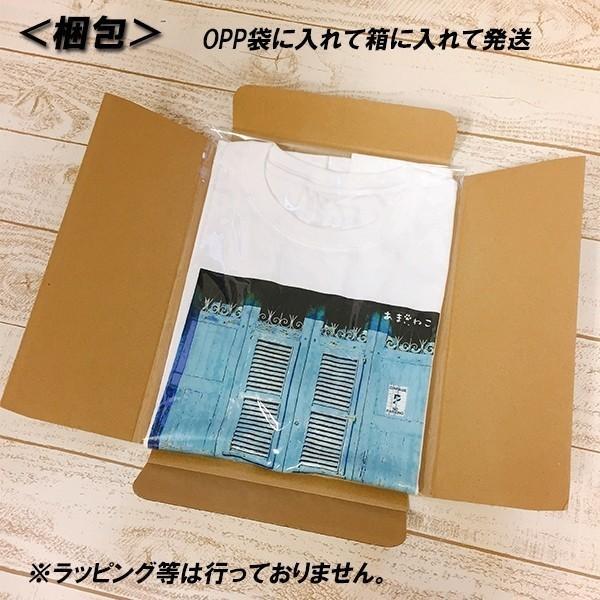 ボタン猫 Tシャツ XS〜Lサイズ 白 ホワイト シンプル メンズ レディース 綿100% シルエット 和柄 ネコ amaneko 14