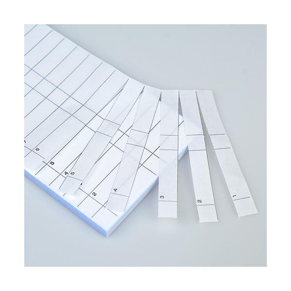 お会計票 飲食店向け 複写式 会計伝票 2枚複写50組50冊 15行 ミシン目あり|amano-insatsu|03