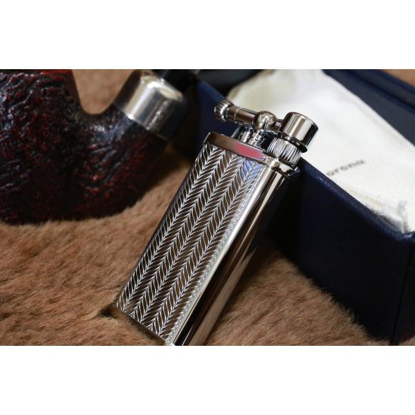 【IM.CORONA】 イム・コロナ オールドボーイ・エンジンタン ブランド たばこライター パイプライター お洒落 人気 おすすめ 高級 ガスライター