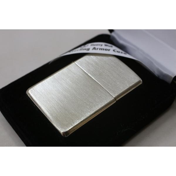 高級ZIPPO 純銀アーマージッポ 27モデル 高級ジッポ 送料無料 シルバー925 人気モデル 重厚アーマー スターリングシルバー ライター かっこいい zippo