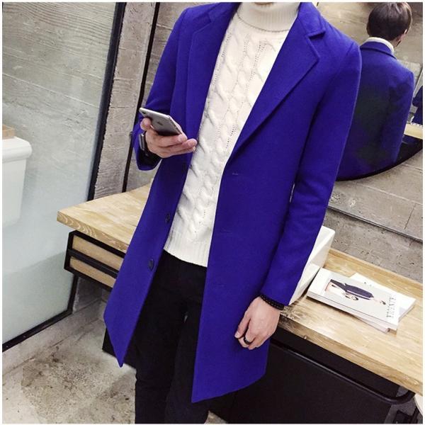 チェスターコート メンズ アウター コート ビジネスコート  紳士服 スリム 通勤 卒業式 防寒 2018 新春|amazawa|13