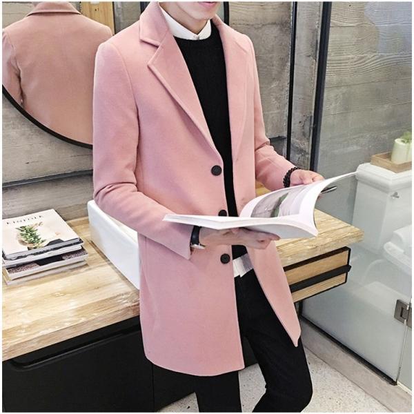 チェスターコート メンズ アウター コート ビジネスコート  紳士服 スリム 通勤 卒業式 防寒 2018 新春|amazawa|18