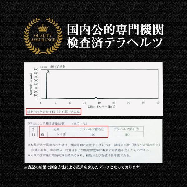 アンクレット メンズ レディース テラヘルツ ラウンド ミラーカット パワーストーン 3mm 2デザイン 送料無料 高純度99.99%|amazinggracejewel|05