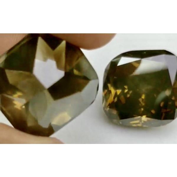 One&Only Jewellery 【GIA鑑定書付】計 64ct 超希少 世界最大級 超大粒ペア ダイヤモンド|amazinggracejewel|03
