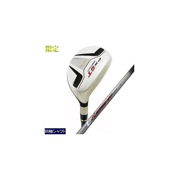 通販限定ユーティリティ FX-GT MAD BLACK V4 SPEEED MAX SILVER(エフエックス ジーティー マッド ブラック ブイフォー スピード マックス銀)|amcgolf