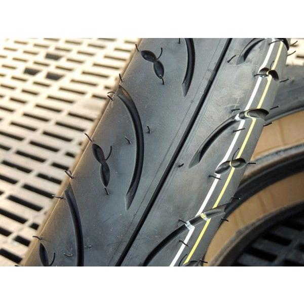タイヤ 3.00-10 1本 ダンロップ スクーター タイヤ DUNLOP RUNSCOOT D307 前後輪共通|amcom|04