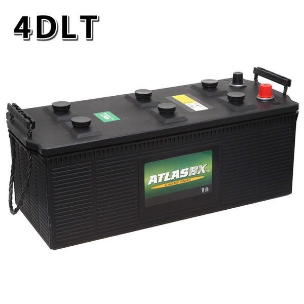 アトラス 4DLT 耕うん機 トラクター 用 バッテリー 4DTL ATLAS フォード ニューホランド FORD 農機 車 耕運機