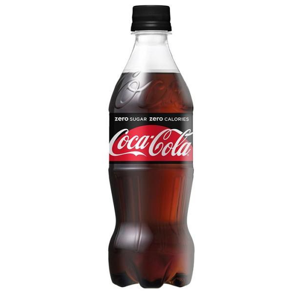 まとめ買い アソート コカ・コーラ ゼロシュガー 500ml 48本 コカコーラ 2ケース 2箱|amcom|02
