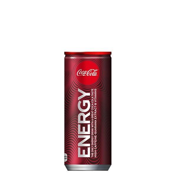 新発売!コカコーラ エナジー 250ml 30本入り 1ケース 1箱 ENERGY 炭酸飲料 ドリンク|amcom