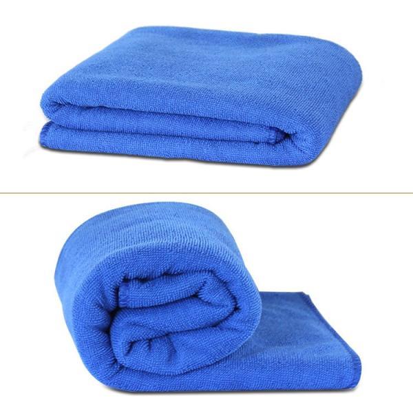 洗車タオル 業務用 マイクロファイバー バスタオル 160cm×60cm 超極細繊維で吸水性抜群!切って使ってもお得です! 車 大判|amcom|02