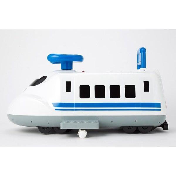 新幹線 700系 電動カー 子供 用 電動 乗用 発車音付 玩具 おもちゃ 乗り物 プレゼント 入園祝い|amcom|03