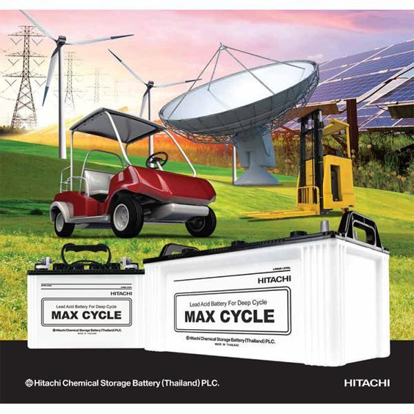 EB160-T ポール端子 MAX CYCLE ディープサイクル バッテリー 蓄電池 純正 送料無料 (一部地域送料加算)|amcom|02