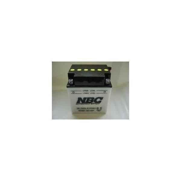 NBC CB30CL-B ジェットスキー 水上バイク バッテリー バイク SEA DOO 互換 オートバイバッテリ- GEL30CL-B YB30CL-B 傾斜搭載不可 amcom 02