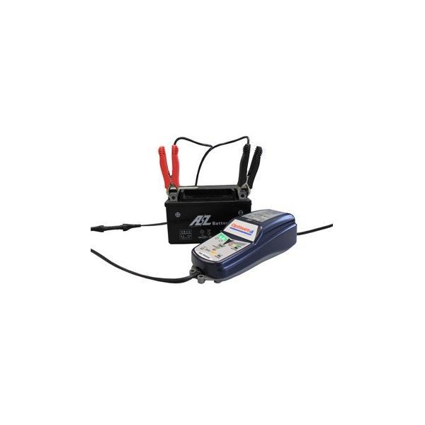 オプティメート4 DUAL パルス 式 充電 バイク バッテリー 充電器 バッテリーチャージャー 正規品 3年保証 デュアル Optimate4 全自動 メンテナー テックメイト|amcom|05
