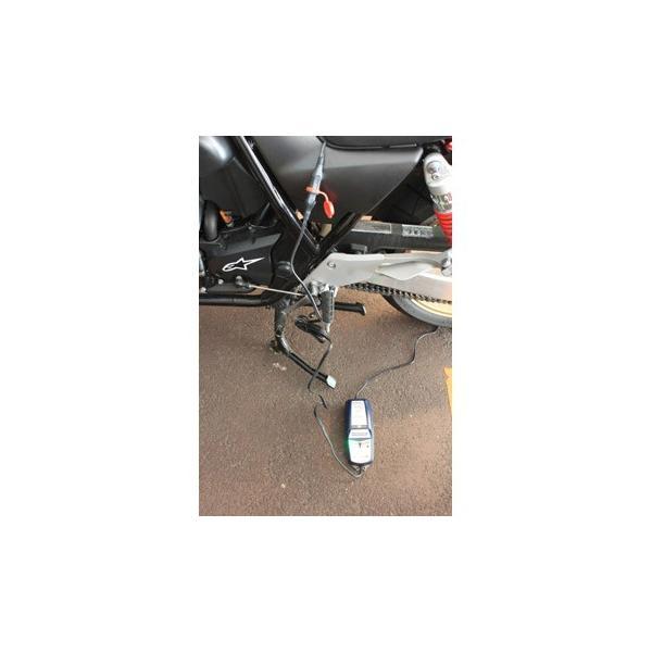 オプティメート4 DUAL パルス 式 充電 バイク バッテリー 充電器 バッテリーチャージャー 正規品 3年保証 デュアル Optimate4 全自動 メンテナー テックメイト|amcom|06