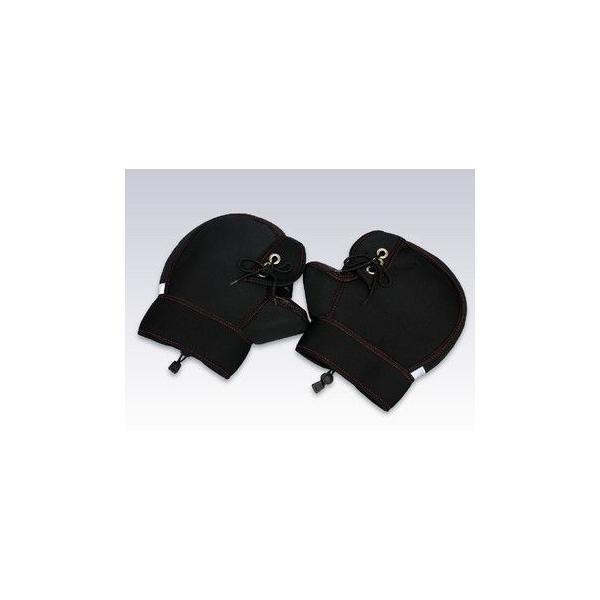あすつく対応 バイク用 ハンドルカバー WNHC-03 防寒 防水 防風 フリーサイズ ネオプレーン 大阪繊維資材 OSS|amcom|04