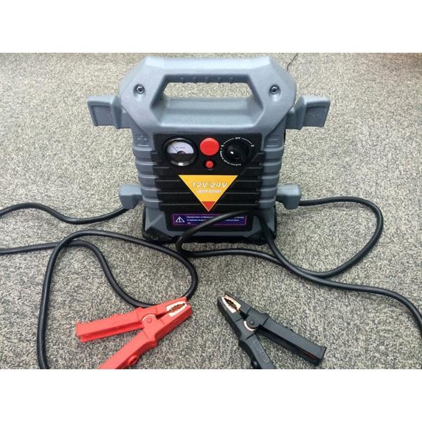 予約販売 自動車 整備工具 パワーブースター 12V 24V両用 兼用 エンジンスターター ポータブル電源 バッテリー電源 非常用電源 パワーパック ツールパワー|amcom|06