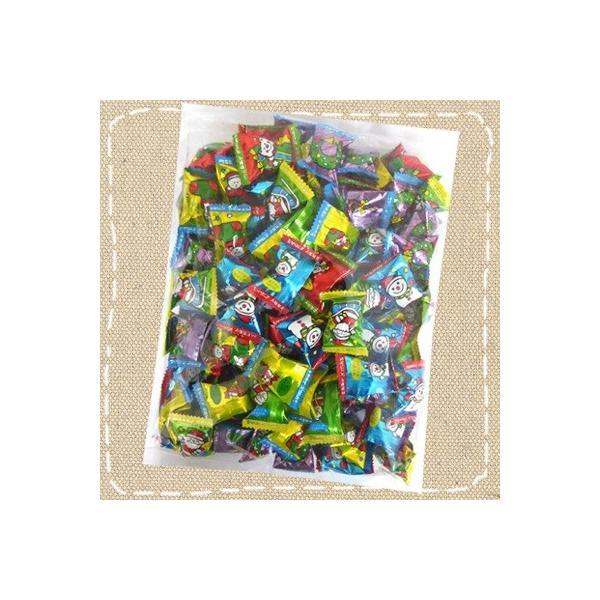 1キロ入り クリスマスキャンディ キッコー製菓【1kg徳用キャンデー】【季節限定品】約160個入