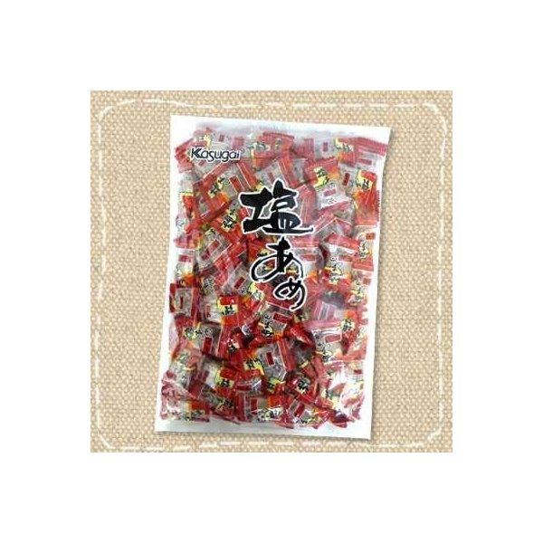 塩あめ 5キロ 春日井製菓 1袋約150個前後入 熱中症対策にも 1kg×5袋 塩飴 業務用サイズ