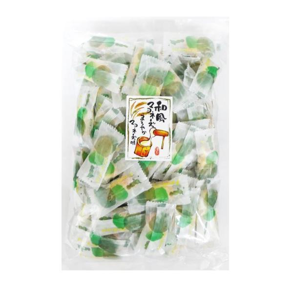 お徳用 和風マヨネーズおかき 大量1.5Kg(300g×5袋)個包装 大袋 井崎商店【業務用】バー・クラブなどのおつまみにも