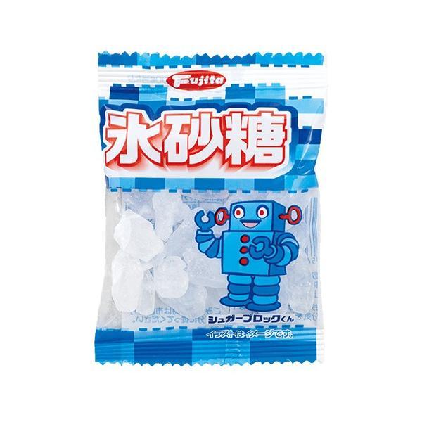 氷砂糖 20g×30袋×4袋(120袋) 【藤田製菓】 駄菓子 飴 キャンデー
