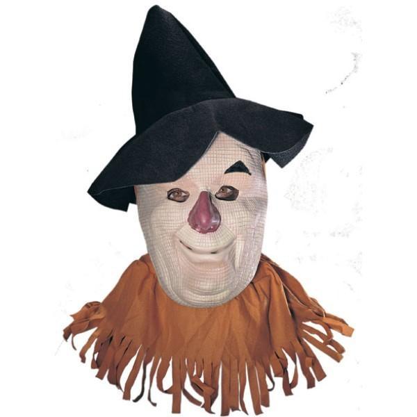 オズの魔法使い かかし 帽子付き マスク