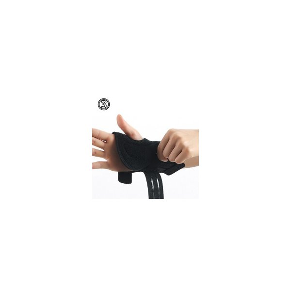 手首サポーター 整骨院の先生 推奨 手関節 手首 手首固定 金属プレート 腱鞘炎 捻挫 手根管症候群 男女兼用 フリーサイズ amenity2019 12