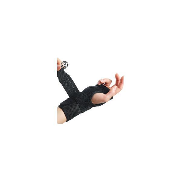手首サポーター 整骨院の先生 推奨 手関節 手首 手首固定 金属プレート 腱鞘炎 捻挫 手根管症候群 男女兼用 フリーサイズ amenity2019 13