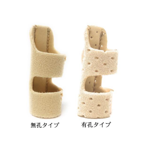 指サポーター ばね指サポーター バネ指 腱鞘炎 突き指 指固定 保護 フリーサイズ ベージュ|amenity2019