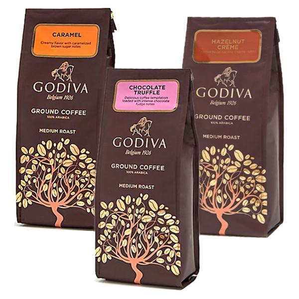 Godiva ゴディバ コーヒー 選べる3個