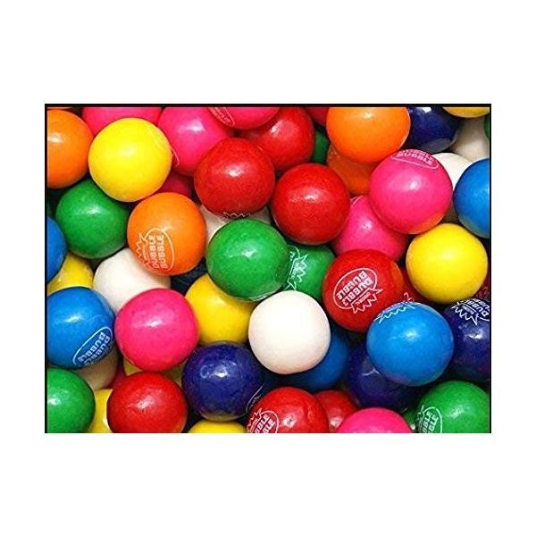 ダブルバブル 5ポンド ガムボール (リフィル)詰め替え用 約300個入り 詰め替え用ガムボール Dubble Bubble Gumball
