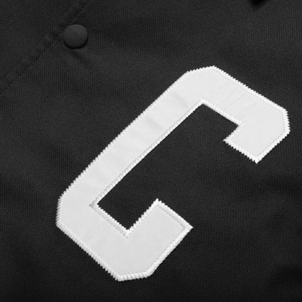 カーハート ペン ライトジャケット コーチジャケット ブラック/ホワイト CARHARTT WIP PENN LT JACKET BLACK/WHITE 送料無料 I020367|americanrushstore|04
