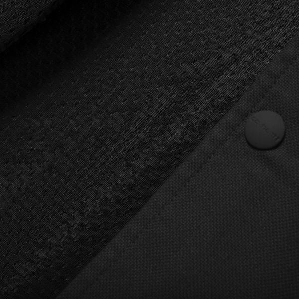 カーハート ペン ライトジャケット コーチジャケット ブラック/ホワイト CARHARTT WIP PENN LT JACKET BLACK/WHITE 送料無料 I020367|americanrushstore|06