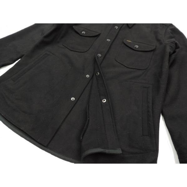 Lee / リー CPO WOOL JACKET ウール ジャケット BLACK ブラック LT0560 送料無料 americanrushstore 04