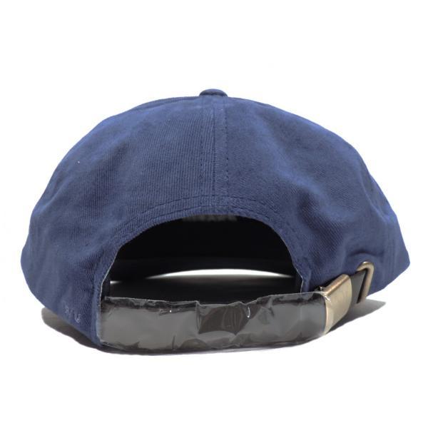ブリクストン インディペンデント メンズ レディース コットン レザーバック キャップ ネイビー 帽子 BRIXTON INDEPENDENT F/U SHINE LP CAP NAVY|americanrushstore|03