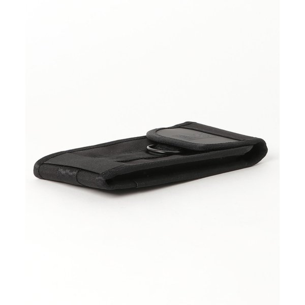 クローム ラージ フォンポーチ ブラック/ブラック スマホポーチ ケース CHROME PHONE LARGE POUCH BLACK/BLACK americanrushstore 03