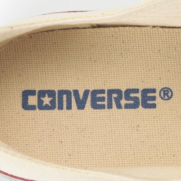CONVERSE / コンバース ALL STAR OX オールスター ローカット キャンバス WHITE ホワイト|americanrushstore|06