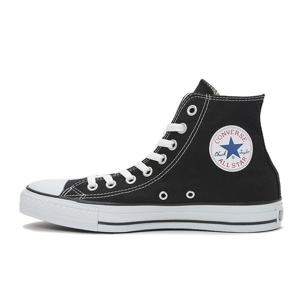 CONVERSE / コンバース ALL STAR HI オールスター ハイカット キャンバス BLACK ブラック americanrushstore